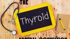 Heal you Thyroid by getting out of Survival Mode | thyroid adrenal connection