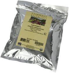 Super Food-  Organic Spirulina Powder, 1-pound Bag $18.59  amazon