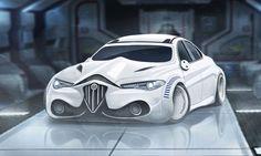 Le site anglais Carwow vient de sortir une série de détournements de véhicules (alfa romeo, BMW, Nissan) qui représentent chacun un personnage de Star Wars.