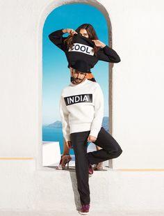 The sexiest Jodi of Bollywood, Deepika Padukone & Ranveer Singh at Vogue India magazine cover shoot!
