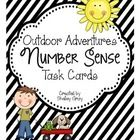 These task cards will encourage students to practice and reinforce their understanding of number sense concepts. Included are 40 task cards and a s...
