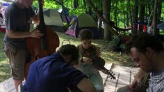 Modern Old-Time Fiddling: A Master's Project Documentary