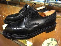J.M.WESTON(ジェイエムウエストン ) 「クラシック トリプルソール ウィングチップ ダービー 」 クラシック トリプルソール ウィングチップ ダービー  : 銀座三越7F シューケア&リペア工房<紳士靴・婦人靴・バッグ・鞄の修理&ケア>