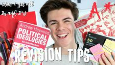 GCSE and A Level Revision Tips! (How I Got All As + A*s) | Jack Edwards - YouTube