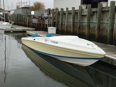 1971 Cigarette racing 28 open power boat