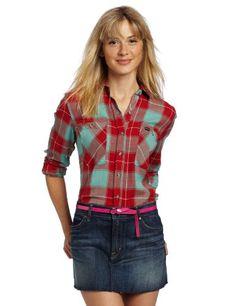 Hurley Juniors Wilson Long Sleeve Shirt « Clothing Impulse