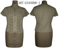 G34309R-J | www.lafeinier.ru | Компания LAFEI-NIER - Женская джинсовая одежда