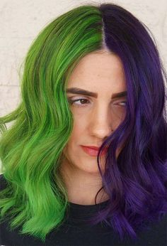 63 Offbeat Green Hair Color Ideas: Green Hair Dye Kits to 'Go Green'