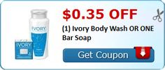 New Coupon!  $0.35 off (1) Ivory Body Wash OR ONE Bar Soap - http://www.stacyssavings.com/new-coupon-0-35-off-1-ivory-body-wash-or-one-bar-soap/