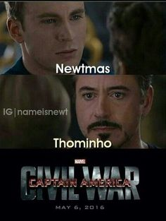 //Cocks gun// I'm on team Newtmas. (Though I also like Thominho too, I just like Newt and Thomas together more)