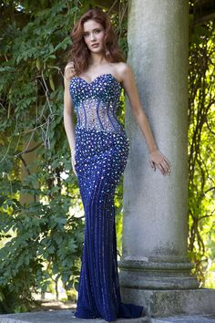 Jovani Prom Dresses 2014 - Call or visit CC's Boutique Tampa for more information http://www.tampabridalshops.com/prom-dresses-2014.html