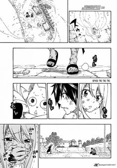 Fairy Tail 538 - Page 7