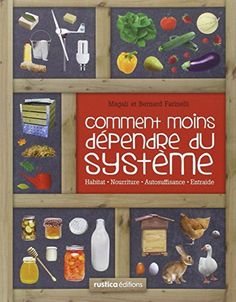 How to rely less on the system: Habitat, food, self-sufficiency, mutual help: a small manual of practical advice in everyday life Super Green, Zero Waste Home, Tips & Tricks, Slow Living, Green Life, Permaculture, Better Life, Interior Design Living Room, Habitats