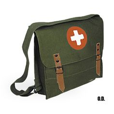 German Style Medics Bag