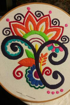 Crewel Embroidery Patterns Embroidery Stitches Names Embroidery Library Sign In Name Embroidery, Mexican Embroidery, Embroidery Needles, Learn Embroidery, Crewel Embroidery, Embroidery Patterns, Bordado Floral, Seed Stitch, Pop Art