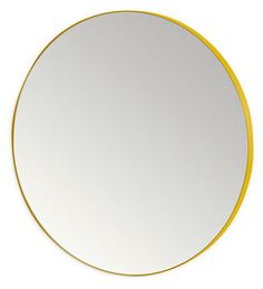 Infinity Round Mirror in Colors - Mirrors - Accessories - Room & Board- LOVE THIS, COMES IN DIFFERENT COLORS