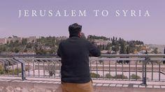 Uma viagem de Israel até a Síria. Assista...