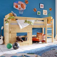 ... Betten.de #kinderzimmer #kinderbett #hochbett http://www.betten.de