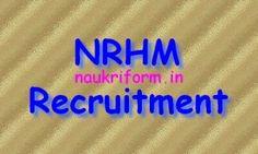 NRHM Recruitment 2016 (530 MO/Pharmacist/Worker Jobs)