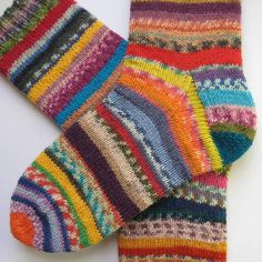 Hand knitted wool socks made from many different 4 ply self patterning sock yarns, wool polyamide, in just about every colour you can think of! Made from very fine yarn, they are not thick and will fit most footwear. Knitting Socks, Hand Knitting, Knit Socks, Womens Wool Socks, Rest, Sock Yarn, Make You Smile, Crochet, How To Make