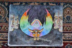 na křídlech, akvarel z cesty po Sri Lance...jestli se vám libí tak tady je více mé tvorby www.mls-art.cz