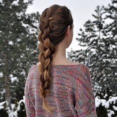 Puff braids are great to look at as long as you can do it with less mess. Messy braids are great but when it comes to puff braids, it's safer to stay just puffy.