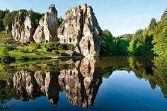 Externsteine rocks ©Teutoburger Wald Tourismus, Andreas Hub
