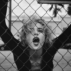 Sharon Stone by Michel Comte, 1996