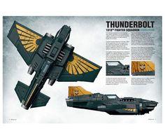 Apocalypse 40K - The 40K Daily Buzz: Forgeworld Releases Imperial Armour Aeronautica: