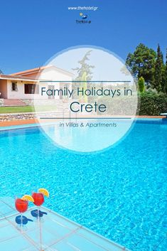 Find the ideal place for your #family #holidays  #crete #chania #greece #holidays #vacations