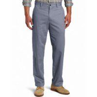 Dockers Mens Saturday Khaki D2 Straight Fit Flat Front Corduroy Pant