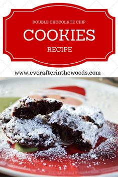 I have the most delicious and easy chocolate cream cheese cookie recipe to share with you today. This cookie gets high fives from adults and kids alike and the best part? You use a box of Devil's Food Cake mix in the batter so not only does it taste awesome but the recipe is super easy too. Did I mention there was cream cheese and