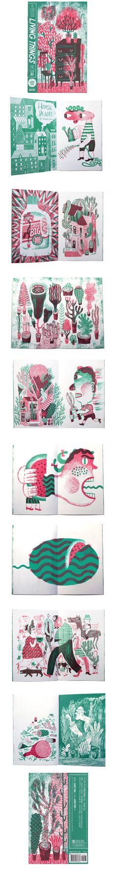 JooHee Yoon colors out of two with translucent inks) Dm Poster, Arte Popular, Grafik Design, Children's Book Illustration, Illustrations And Posters, Graphic Design Inspiration, Book Design, Illustrators, Screen Printing