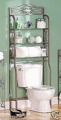 Photo Gallery For Photographers Over The Toilet Shelf Space Saver Shelves Bathroom Storage Towel Rack Decor New