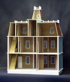 Newport Dollhouse Kit