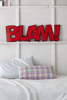 Image of The Fighting Words - Blam! Fromage la Rue