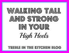 High Heel Workout Video