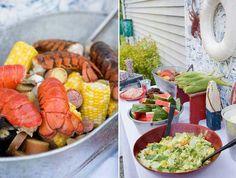 Crab boil ideas