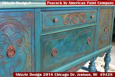 Shizzle Design — Chalk & Clay Painted Furniture & re-purposed vintage treasures ~ Authorized Retailer for American Paint Company Chalk Clay Mineral Paints