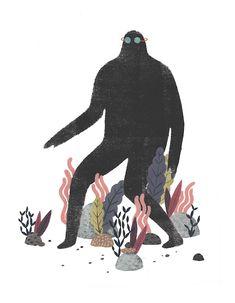 illustration - MARINA MUUN