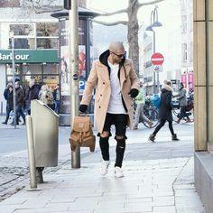 Street style men  Kosta Williams #Fashion #Street #urban