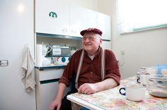 """""""Ältere Menschen werden nicht komisch. Sie sind geprägt von ihrem Leben."""""""