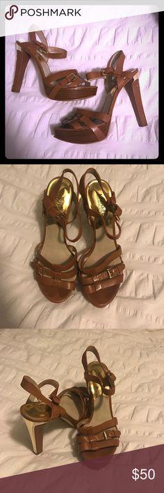 Spotted while shopping on Poshmark: Michael Kors Platform Sandal! #poshmark #fashion #shopping #style #Michael Kors #Shoes