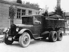 АМО 6 Опытный (1931)