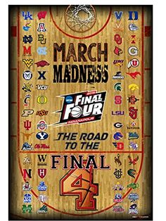 2015 Official NCAA Final Four March Madness All Teams Basketball Print Poster Pro Graphs http://www.amazon.com/dp/B00US4OP54/ref=cm_sw_r_pi_dp_LBHdvb1C0D8NV