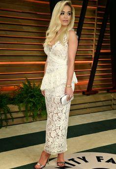 Hollywood News: Vanity Fair Oscar Party 2014  Rita Ora