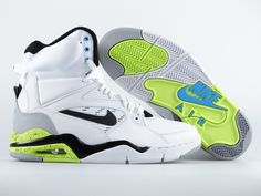 Nike - Air Command Force - White/Black