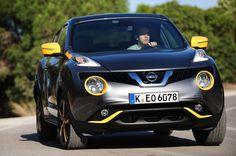 Nissan Juke 1.5 dCi (diesel) review.