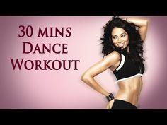Latin Dance Aerobic Workout - Latin Dance Fitness - Salsa Class For Beginners - YouTube #totalbodytransformation