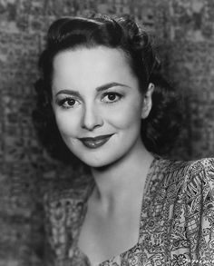 Lily Lemontree: The Lovely Ones: Olivia de Havilland